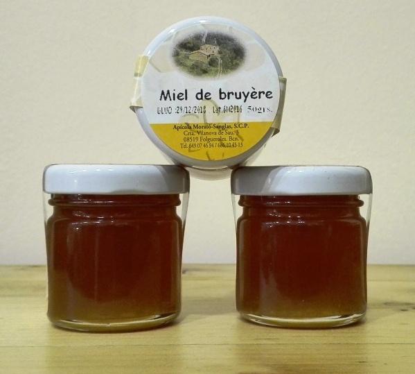 Miel bruy re 500grs la ruche catalane - La ruche a miel ...